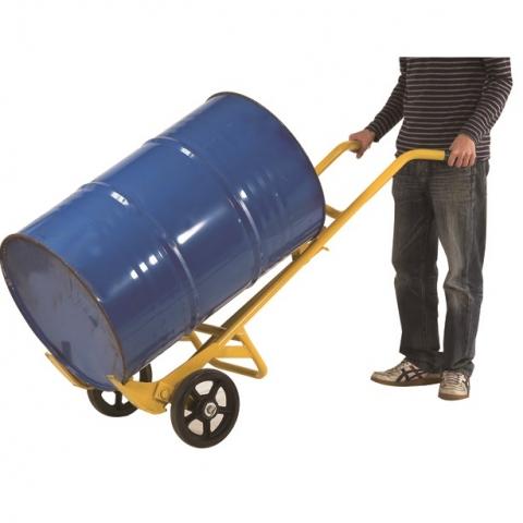 HT-0061油桶手推車 1