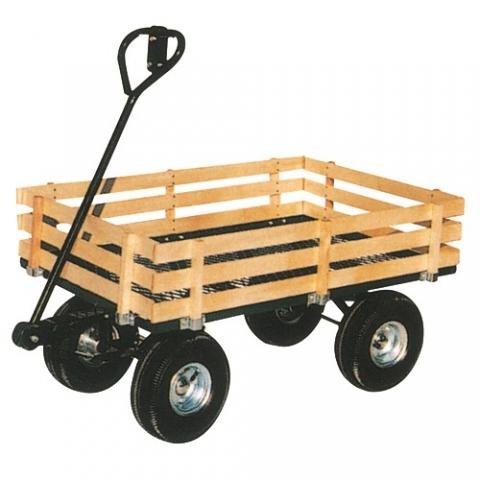 PT-0111木製園藝車 1