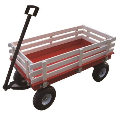 PT-0112木製園藝車 1